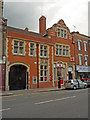 TQ2496 : Chipping Barnet Post Office by Jim Osley