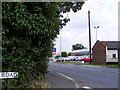 TM3978 : A144 Norwich Road, Halesworth by Adrian Cable