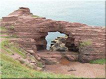 NO6641 : Natural arch by James Allan
