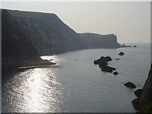 SY8080 : St Oswald's Bay by Ken Ripper