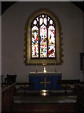 TG1807 : St Andrew's Church Altar, Colney by Adrian Cable
