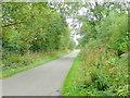SK2531 : Willowpit Lane by Jonathan Billinger