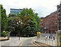 SJ8397 : Mosley Street by Gerald England