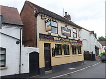 SO8483 : The Plough and Harrow, Kinver by Chris Whippet