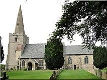 TL7388 : Wilton St James' church, Norfolk by Adrian S Pye