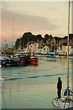 SY6778 : Weymouth: Quayside View by Mr Eugene Birchall
