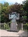 NZ6621 : Saltburn War Memorial by Gordon Hatton