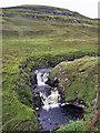 NG2039 : Waterfalls in Dibidal River by Richard Dorrell