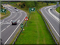 NZ4615 : A174-A19 Roundabout by Graham Scarborough