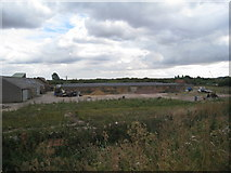 TA0623 : Former tile works, Barrow Haven by Jonathan Thacker