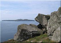 SM7227 : St Davids Head by John Duckfield
