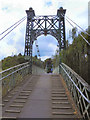 SJ4812 : Porthill Bridge by David Dixon