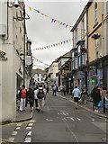 SW8132 : Arwenack Street, Falmouth by David Dixon
