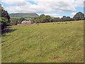 SO3617 : Pen-y-wyrlod farm by Trevor Rickard