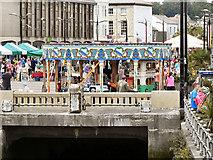 SW8244 : Lemon Quay Piazza by David Dixon