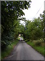 TM4261 : Church Road, Knodishall by Adrian Cable