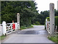 TM4263 : Saxmundham Road Crossing by Adrian Cable