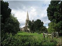 SE8317 : St. Oswald's Luddington by Jonathan Thacker