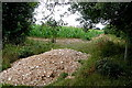 TQ0621 : Footpath at Mulsey Farm by Graham Horn