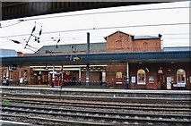 SE5703 : Doncaster Railway Station by Ashley Dace