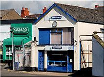 J2664 : Former bus office, Lisburn by Albert Bridge