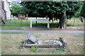 TQ4459 : St Peter & St Paul, Cudham, Kent - Churchyard by John Salmon