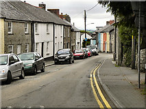 SW7834 : Helston Road, Penryn by David Dixon