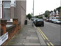 TQ4387 : Courtland Avenue, Cranbrook by Alex McGregor