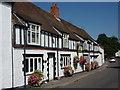 SK6994 : White Horse Inn, Misson by Andrew Hill