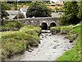 SW7026 : The Bridge At Gweek by David Dixon