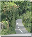 ST6261 : The A368 near Stanton Wick by Sarah Charlesworth