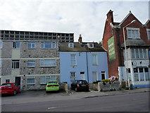 SY6874 : Shops, Portland, Dorset by Christine Matthews