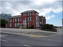 SY6874 : Derelict Building, Portland, Dorset by Christine Matthews