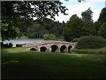 ST7733 : The Palladian Bridge, Stourhead by Tim Marshall