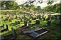 SD6411 : Ridgmont Cemetery (Horwich) by Mr Eugene Birchall