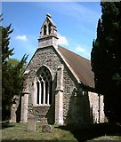 SU0460 : St. Andrew's church, Etchilhampton by Kevin Farmer