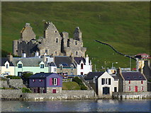 HU4039 : Scalloway - Castle by Colin Smith