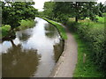 SJ9051 : Caldon Canal near Heakley Hall Farm by Chris Wimbush