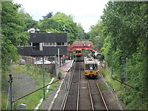 NZ2567 : The Metro, South Gosforth by Mike Quinn