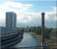 TQ3681 : Regent's Canal by John Allan