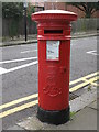 NZ2467 : Edward VII postbox, Mayfield Road / Linden Road, Gosforth, NE3 by Mike Quinn