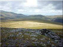 NY3228 : Ruinous shelter, Foule Crag by Karl and Ali