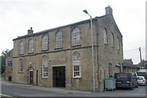 SD9851 : Skipton old fire station by Kevin Hale