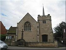 SK8151 : Balderton Methodist Church by Jonathan Thacker