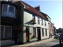 TA1767 : Houses on High Street, Bridlington by Stefan De Wit