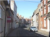 TA1767 : View along High Street, Bridlington  by Stefan De Wit