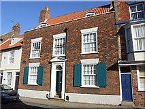 TA1767 : Town house on High Street, Bridlington by Stefan De Wit