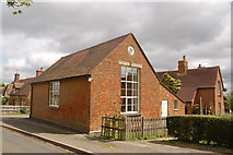 SP7014 : Village Hall and the Old School House at Ashendon by Roger Davies