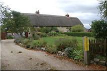 SP7014 : Lammas Cottage, Ashendon by Roger Davies