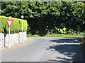 R6559 : Mountshannon road enters Linagry by David Hawgood